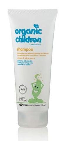 Cytrusowo-aloesowy szampon dla dzieci 200ml