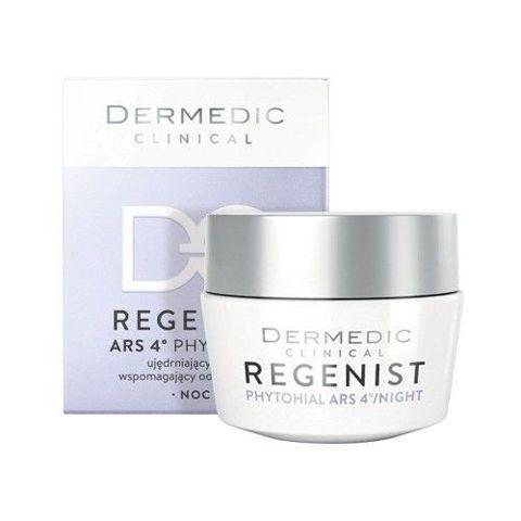 DERMEDIC Regenist  Phytohial ARS 4° Ujędrniający krem na noc wspomagający odnowę skóry 50g