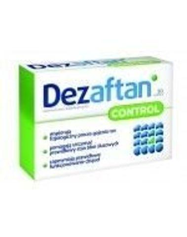 DEZAFTAN CONTROL x 30 tabletek