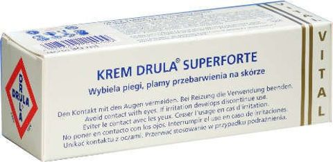 DRULA SuperForte Vital krem 30ml