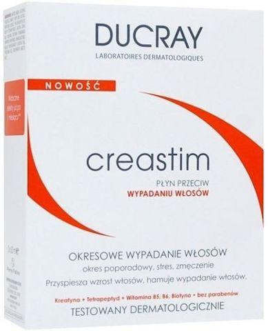 DUCRAY CREASTIM Płyn przeciw wypadaniu włosów 2x30ml
