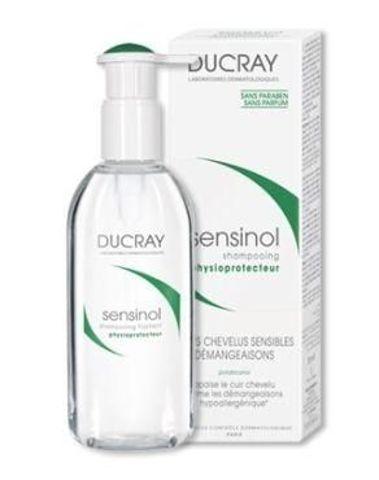 DUCRAY Sensinol szampon ochrona fizjologiczna 200ml