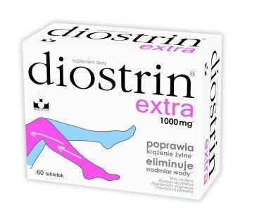Diostrin Extra x 60 tabletek