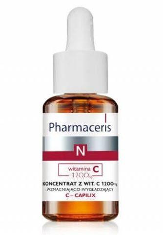 ERIS Pharmaceris N C-Capilix Koncentrat z wit. C wzmacniająco-wygładzający 30ml