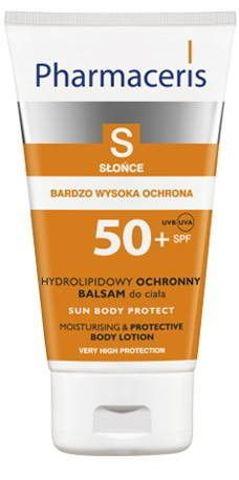 ERIS Pharmaceris S Hydrolipidowy ochronny balsam do ciała SPF50+ 150ml