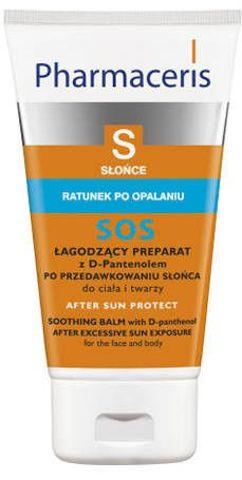 ERIS Pharmaceris S Łagodzący preparat po przedawkowaniu słońca S.O.S 150ml