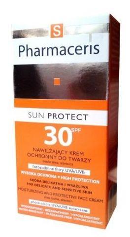 ERIS Pharmaceris S Sun Protect SPF 30 nawilżający krem do twarzy 50ml
