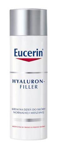 EUCERIN Hyaluron-Filler Krem wypełniający zmarszczki na dzień do skóry normalnej i mieszanej 50ml