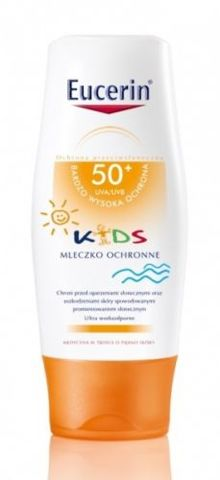 EUCERIN SUN Kids Mleczko ochronne SPF 50 150ml