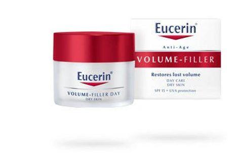 EUCERIN VOLUME-FILLER Krem przywracający objętość na dzień dla skóry suchej 50ml