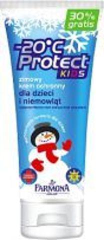 FARMONA PROTECT -20 Krem zimowy ochronny dla dzieci 75ml