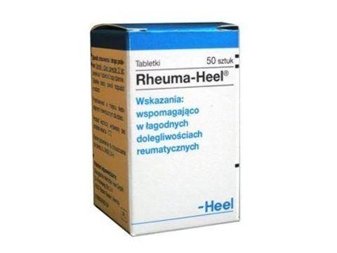 HEEL Rheuma-Heel x 50 tabletek