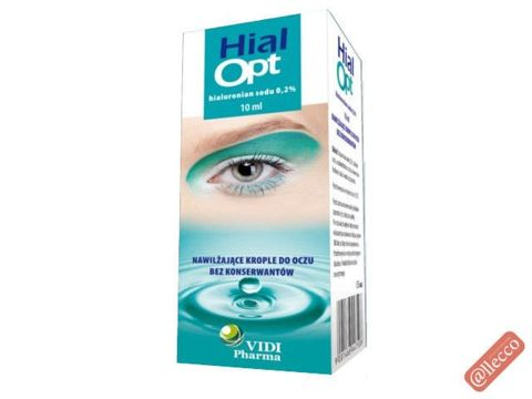 HIALOPT krople do oczu 0,2% 10ml