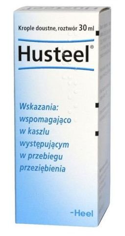 HUSTEEL krople 30ml