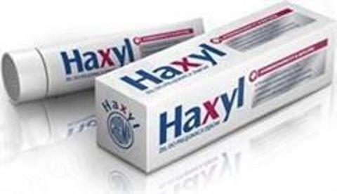 Haxyl Żel do pielęgnacji zębów z hydroksyapatytem i ksylitolem 75g