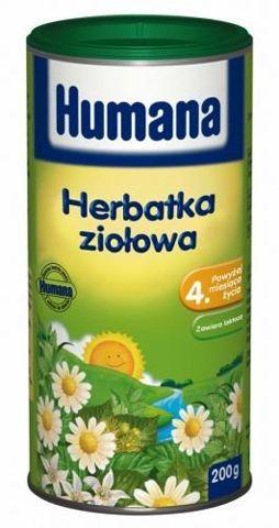 Humana Herbatka ziołowa 200g