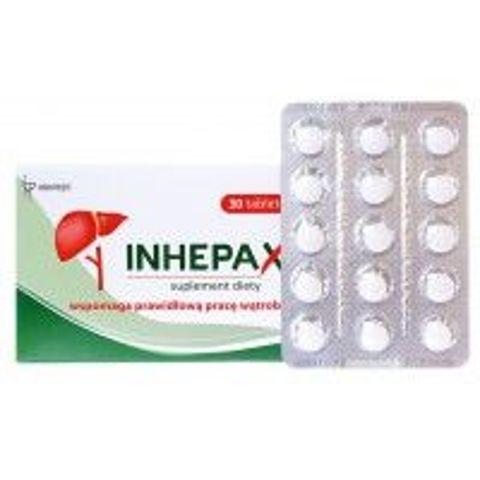INHEPAX 150mg x 30 tabletek