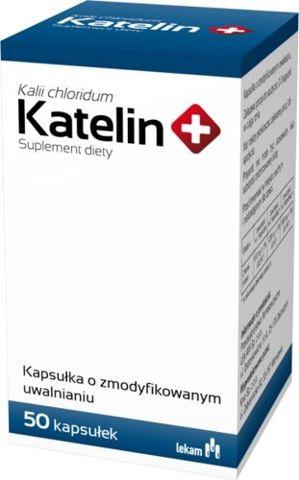 KATELIN + x 50 kapsułek