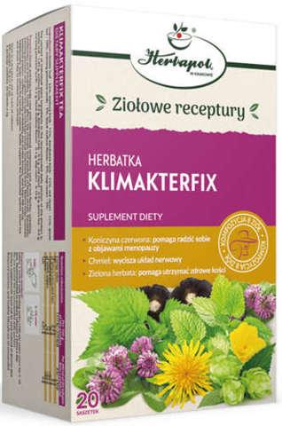 KLIMAKTER FIX Herbata 2g x 20 saszetek