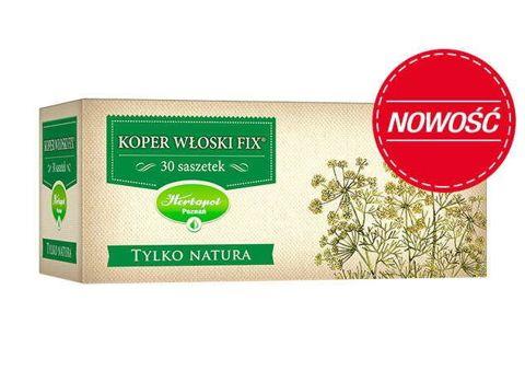 Koper włoski fix Tylko Natura x 30 saszetek