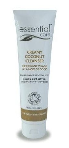 Kremowe mleczko kokosowe do mycia twarzy 30ml