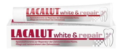 LACALUT White & Repair Pasta do zębów 75ml