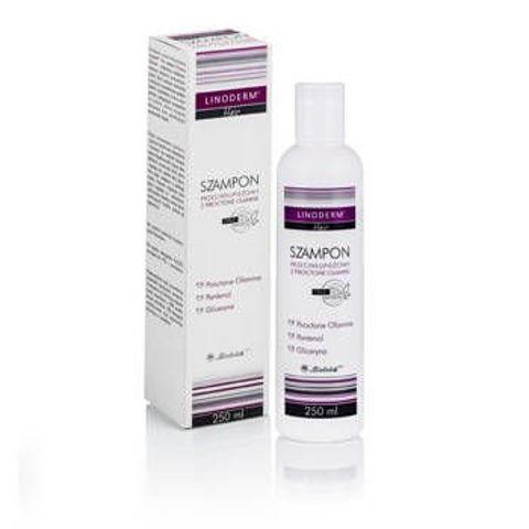 Linoderm Hair szampon przeciwłupieżowy z  Piroctone Olamine 250ml