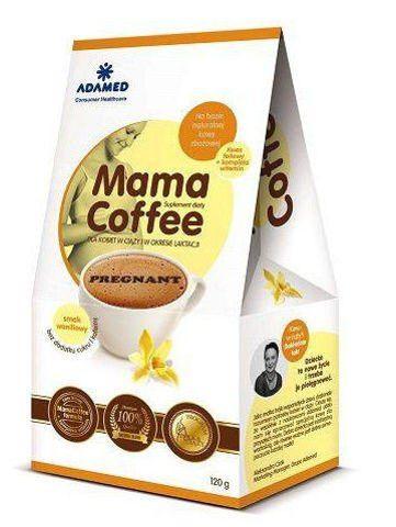 MAMA COFFEE smak waniliowy 120g