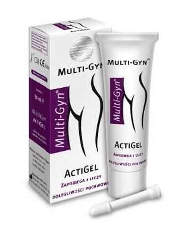 MULTI-GYN ACTIGEL żel 50ml + Aplikator