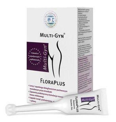 MULTI-GYN FLORAPLUS 5ml x 5 aplikatorów