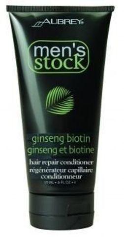 Men's Stock Krok 2 Wzmacniająca odżywka do włosów z Żeń-Szeniem i Biotyną dla mężczyzn 177ml