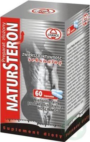 NATURSTERON x 60 tabletek