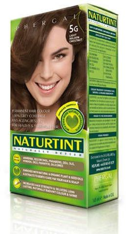 NATURTINT Farba do włosów 5G Light Golden Chestnut 150ml