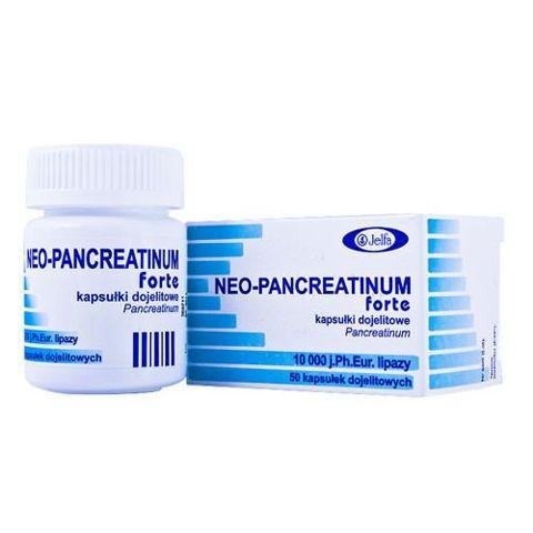NEO-PANCREATINUM Forte x 50 kapsułek