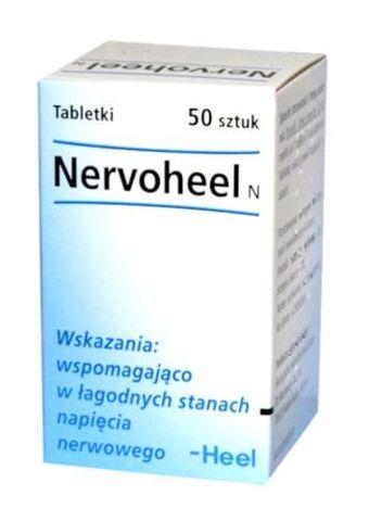 NERVOHEEL N x 50 tabletek