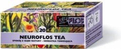NEUROFLOS TEA 20 Fix 2g x 25 saszetek