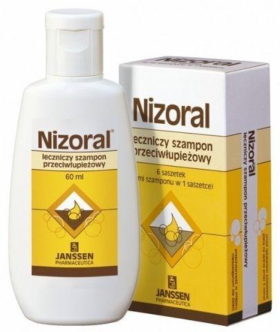 NIZORAL Szampon 60ml