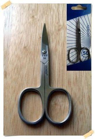 NOŻYCZKI chirurgiczne do paznokci Typ 50 Domis