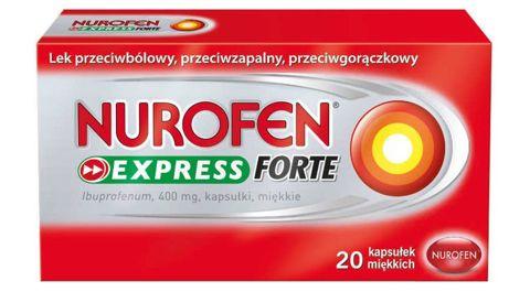NUROFEN Express Forte x 20 kapsułek
