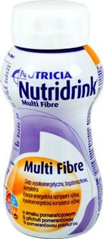 NUTRIDRINK MULTI FIBRE smak pomarańczowy 200ml