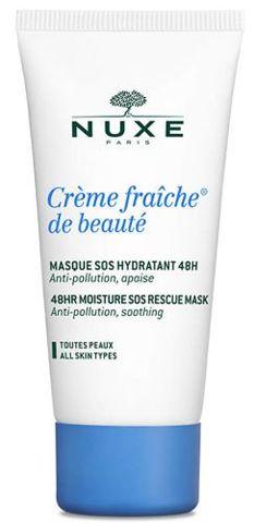 NUXE Masque Creme Fraiche de Beaute - Maseczka nazwilżająca 50 ml