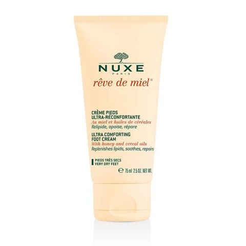 NUXE Rêve de Miel Ultrakomfortowy krem do stóp 75ml
