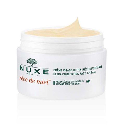 NUXE Rêve de Miel Ultrakomfortowy krem do twarzy na dzień 50ml
