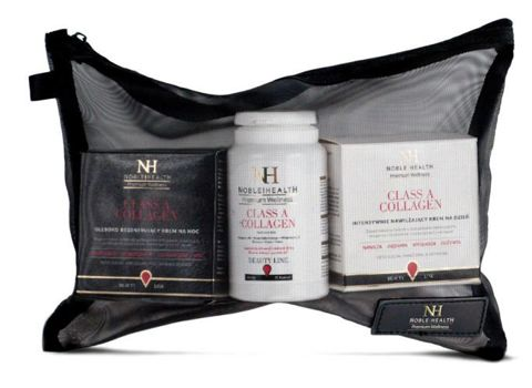 Noble Health Zestaw Beauty Line + kosmetyczka Gratis!