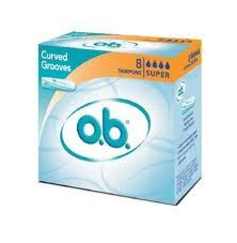 OB SUPER x 8 tamponów
