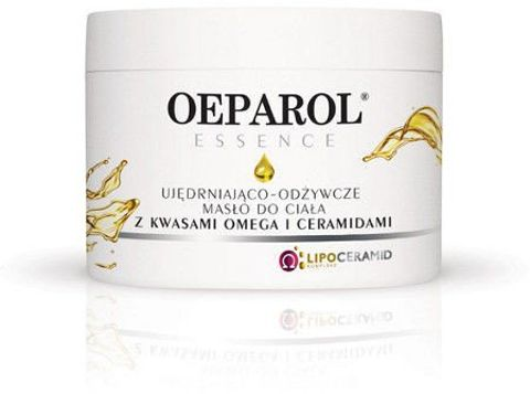 OEPAROL ESSENCE Ujędrniająco-odżywcze masło do ciała z kwasami omega i ceramidami 200ml
