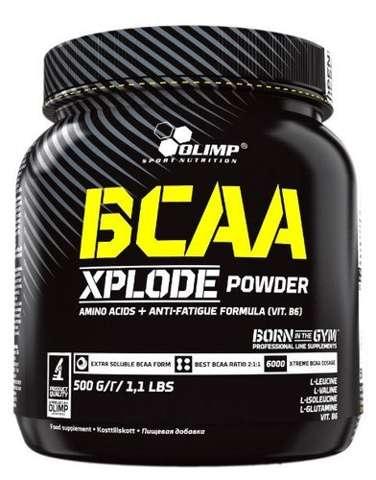 OLIMP BCAA Xplode powder lemon 500g
