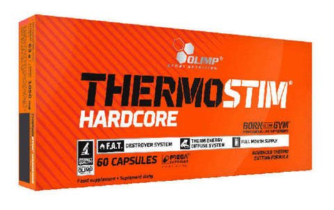 OLIMP Thermostim Hardcore x 60 kapsułek