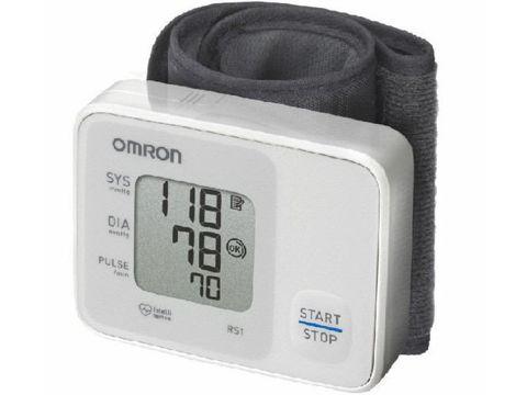 OMRON RS1 Ciśnieniomierz nadgarstkowy x 1sztuka