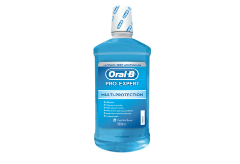 ORAL-B Pro-Expert Multi-Protection (kompleksowa ochrona) Płyn do płukania ust 250ml